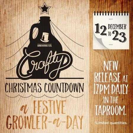 PEI Brewing Releasing 12 New Beers in Crafty Christmas Countdown