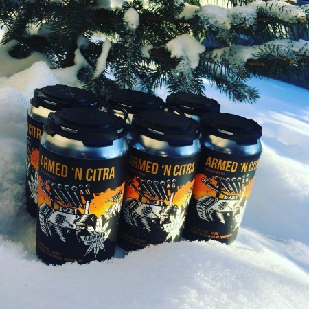 Rainhard Brewing Releases Cans of Armed 'N Citra APA