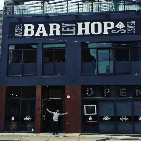 Bar Hop Brewco Debuts First Four Beers
