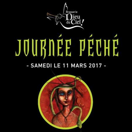 Dieu du Ciel! Announces Date & Locations for Journée Péché 2017