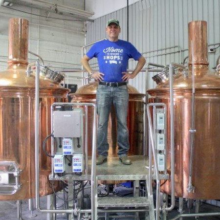 Great Lakes Brewery Unveils New Pilot System Canadian