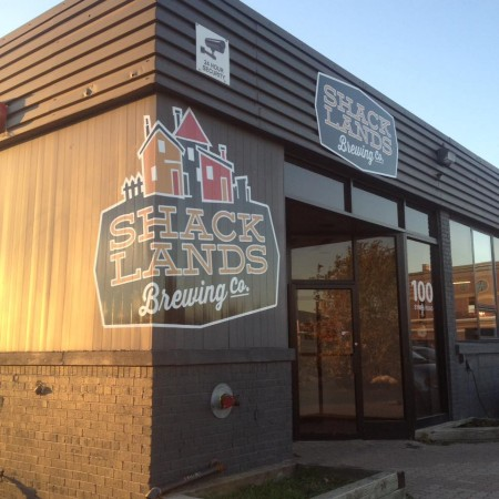 Shacklands Brewing Holding Grand Opening Party This Weekend
