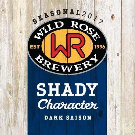 Wild Rose Seasonal Series Continues With Shady Character Dark Saison