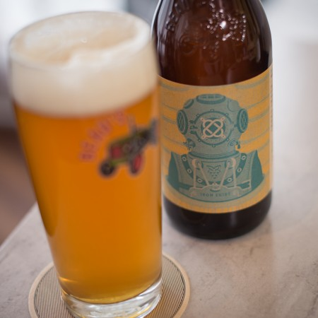 Beau's Continues FeBREWary 2017 & Ottawa 2017 Series With Iron Shirt Pale Ale