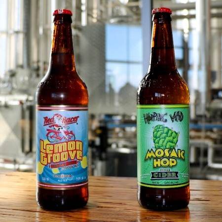Central City Releases Red Racer Lemon Groove & Hopping Mad Mosaic Cider