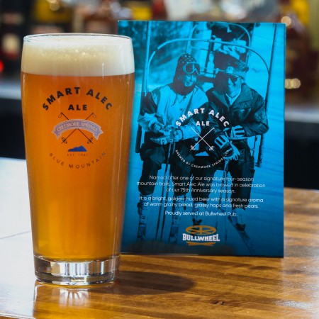 Creemore Springs & Blue Mountain Resort Launch Smart Alec Ale
