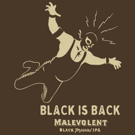 Nickel Brook Malevolent Black Imperial IPA Returns This Week