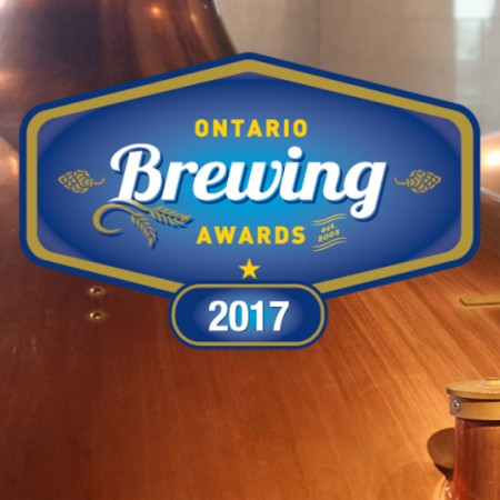 Winners Announced for Ontario Brewing Awards 2017