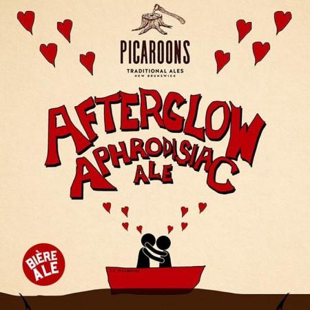 Picaroons Afterglow Aphrodisiac Ale Returns