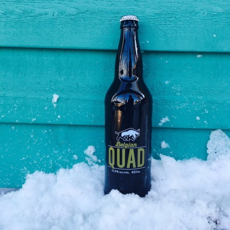 Tatamagouche Continues Giant Beer Series with Belgian Quad
