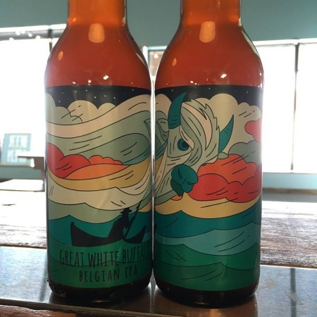 William Street Beer Co. Releases Great White Buffalo Belgian IPA