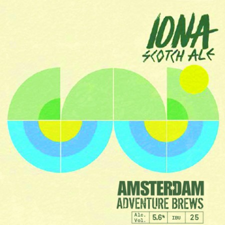 Amsterdam Adventure Brews Series Continues with Iona Scotch Ale