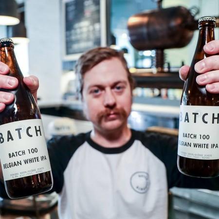 Batch Celebrates 1st Anniversary & 100th Brew with Batch 100 Belgian White IPA