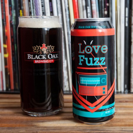 Black Oak Love Fuzz Red Ale Returns in Newly Designed Cans