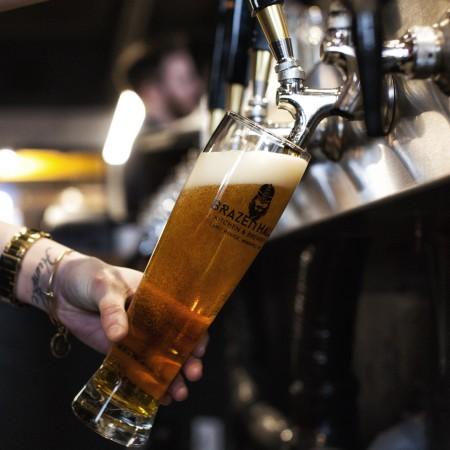 Brazen Hall Kitchen & Brewery Now Open in Winnipeg