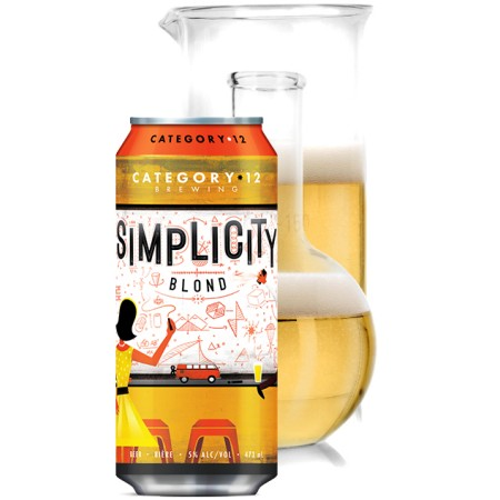 Category 12 Simplicity Blond Now Available in Cans