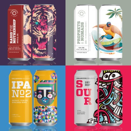 Collective Arts Announces Four New Beers for Spring 2017