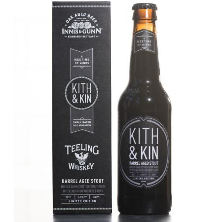 Innis Amp Gunn And Teeling Whiskey Release Kith Amp Kin Barrel