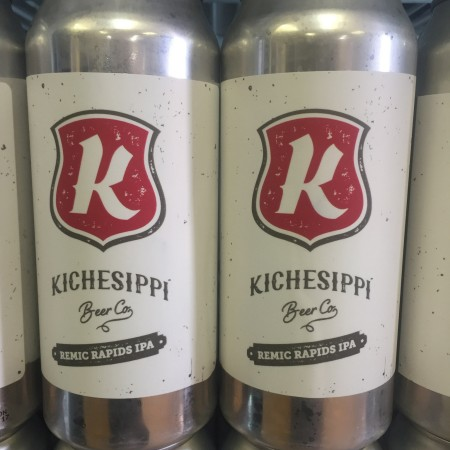 Kichesippi Releases Remic Rapids IPA