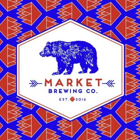 Market Brewing Releases Bear Hug IPA as Debut Brand