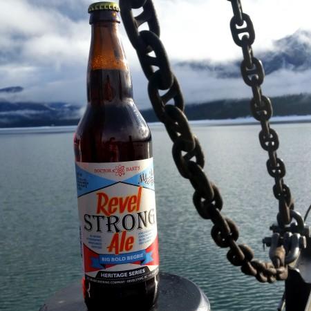 Mt. Begbie Brewing Continues Heritage Series with Revel Strong Ale