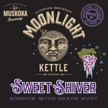 Muskoka Moonlight Kettle Series Continues with Sweet Shiver Eisbock
