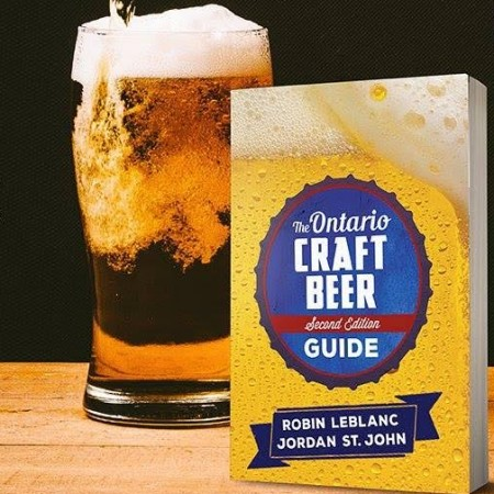 The Ontario Craft Beer Guide 2nd Edition Announced for May Release