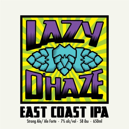 Powell Brewery Announces Lazy D'Haze North East IPA