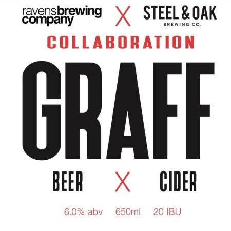 Ravens and Steel & Oak Releasing Collaborative Graff
