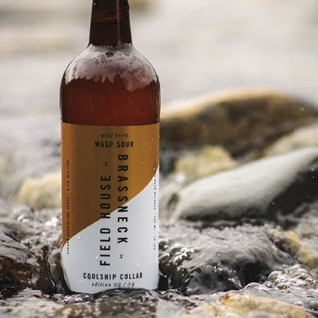 Coolship Collaboration Series Continues with Field House X Brassneck Wild Brett Wasp Sour