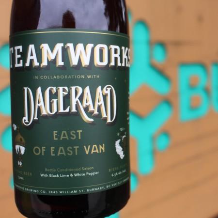 Steamworks & Dageraad Release East of East Van Saison