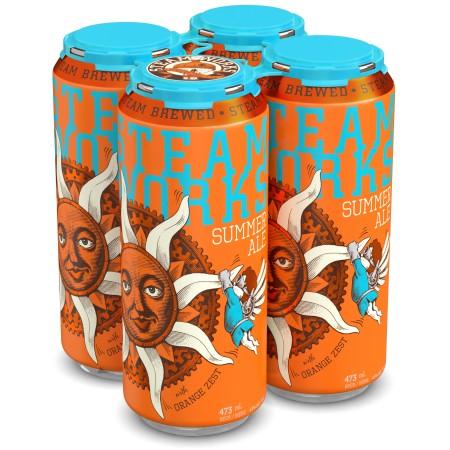 Steamworks Announces Summer Ale