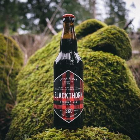 Steel & Oak Releases Blackthorn Strong Ale
