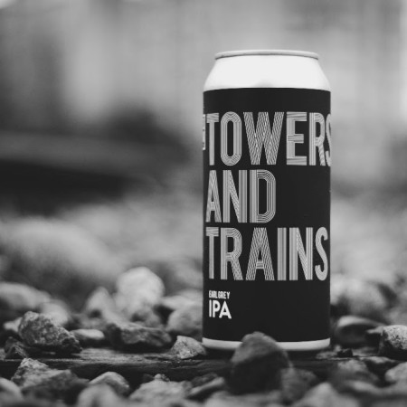 Steel & Oak Launches Single Batch Can Series with Towers And Trains IPA