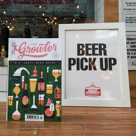 The Growler Spring 2017 Issue Out Now in B.C.