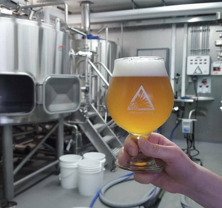 Unfiltered Brewing Releasing Fist of God DIPA