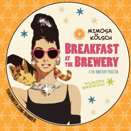 Yukon Brewing 20th Anniversary Series Continues with Breakfast At The Brewery Mimosa Kolsch