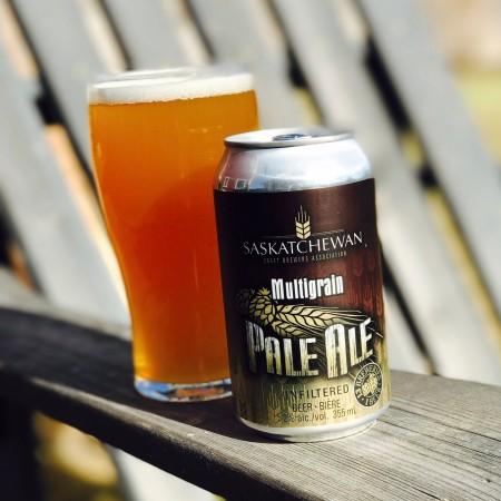 Saskatchewan Craft Brewers Association Collaborative Multigrain Pale Ale Released Today