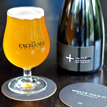 The Exchange + Golden Ale Now Available at LCBO