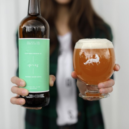 Field House Seasonal Saison Series Continues with Edition #04: Spring