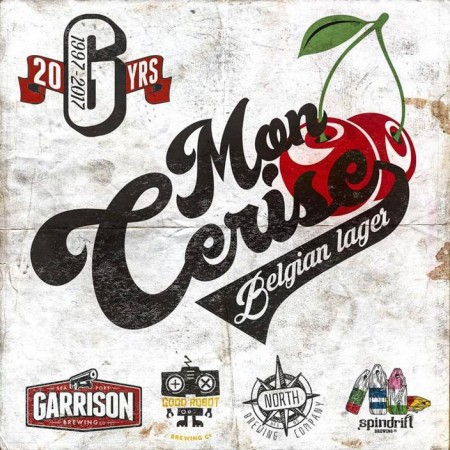 Garrison Launches 20th Anniversary Collaboration Series with Mon Cerise Belgian Lager
