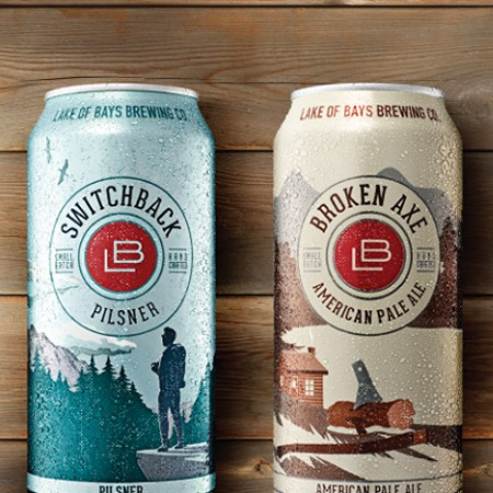 Lake of Bays Reveals New Brands & Updated Packaging