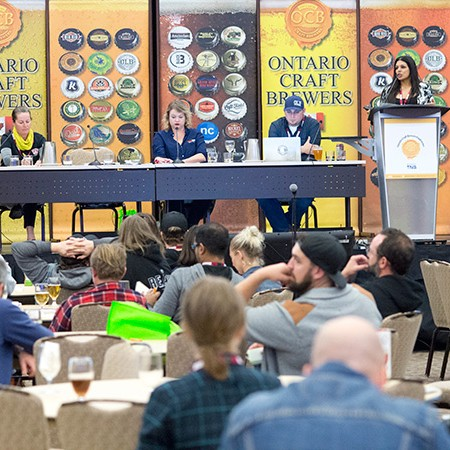 Date & Initial Details Announced for Ontario Craft Brewers Conference 2017