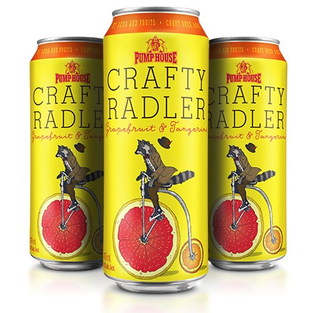 Pump House Expands Distribution of Crafty Radler to Other Provinces