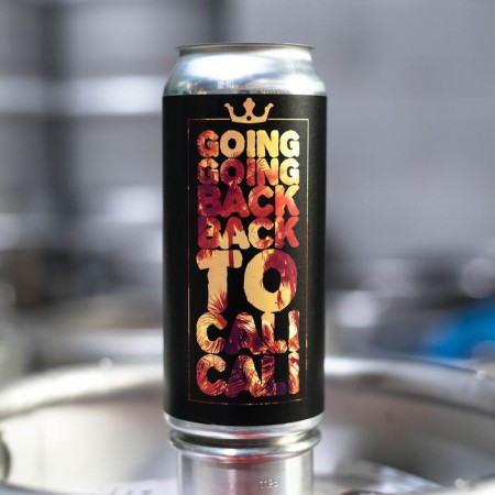 Redline Brewhouse & Cameron's Brewing Release Collaborative IPA