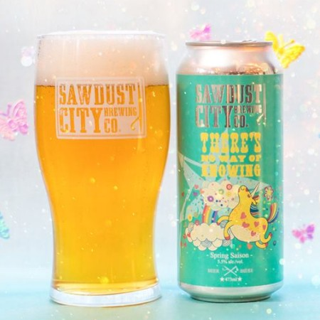 Sawdust City There's No Way of Knowing Spring Saison Returns