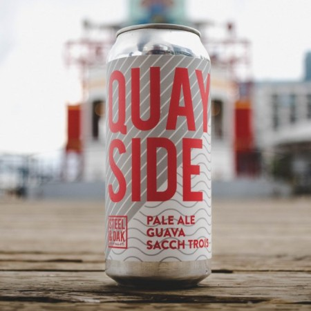 Steel & Oak Releases Quayside Pale Ale with Guava