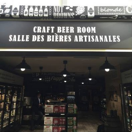 ANBL Opens Craft Beer Room at The Station in Fredericton