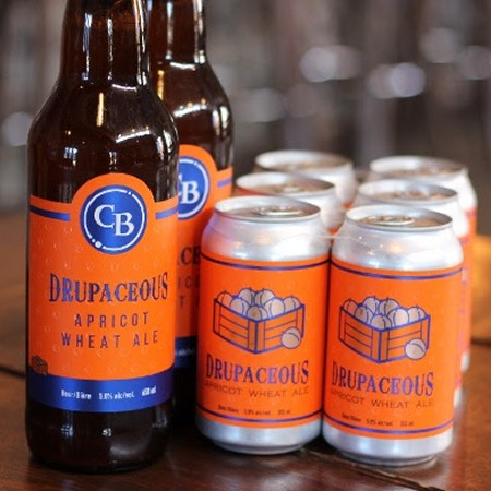 Cannery Drupaceous Apricot Wheat Ale Returns