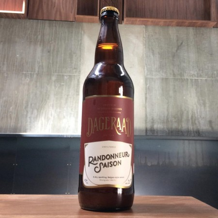 Dageraad Brewing Brings Back Randonneur Saison